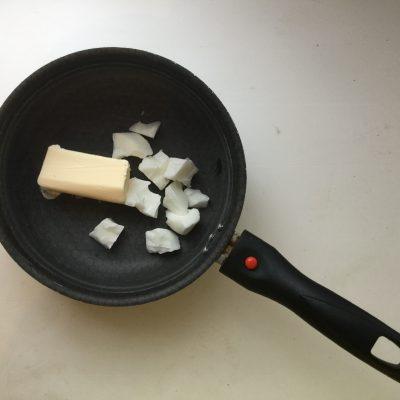 Фото рецепта - Яблочный пирог в духовке - шаг 2