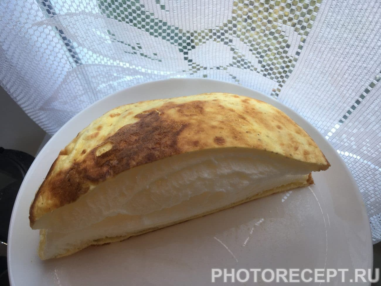 Омлет матушки Пуляр на завтрак - рецепт пошаговый с фото