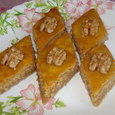Фото рецепта - Пахлава бакинская - шаг 11