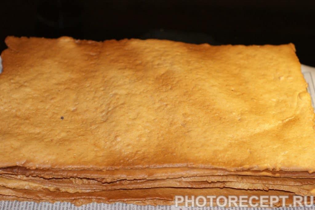 """Фото рецепта - Торт """"Рыжик"""" с помадкой - шаг 8"""