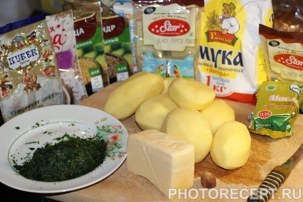 Фото рецепта - Пряный картофельный гратен - шаг 1