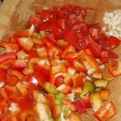 Фото рецепта - Буррито по-мексикански - шаг 4