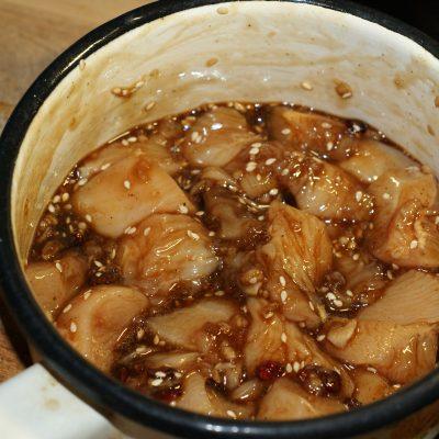 Фото рецепта - Куриное филе по-китайски - шаг 5