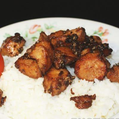 Куриное филе по-китайски - рецепт с фото