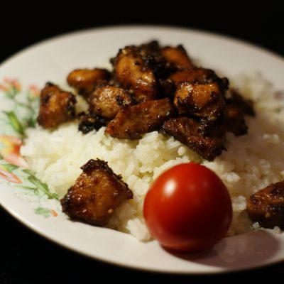 Фото рецепта - Куриное филе по-китайски - шаг 7