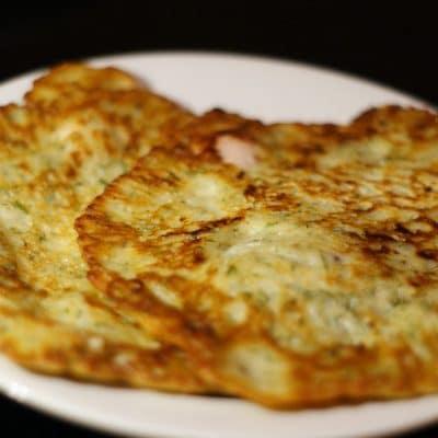 Закусочные блинчики - рецепт с фото