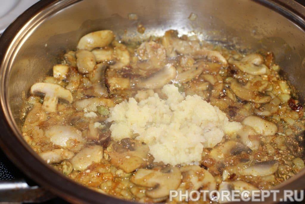 Фото рецепта - Куриное филе в сливках - шаг 11