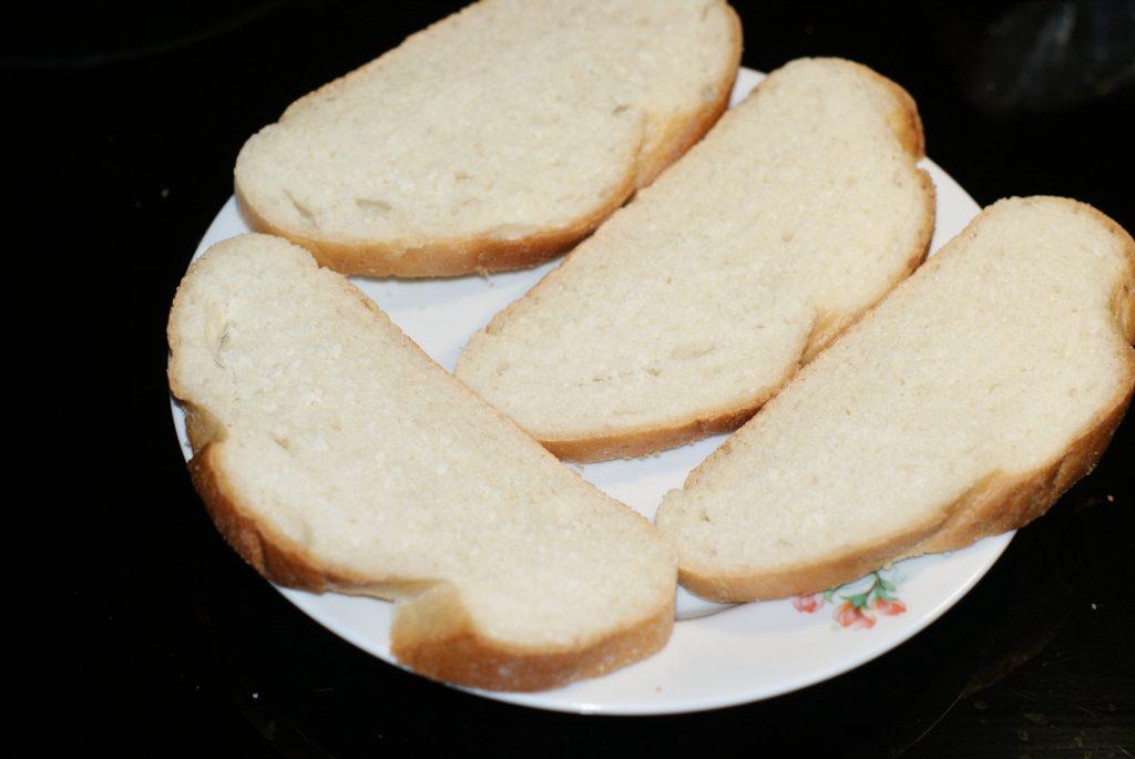 Фото рецепта - Быстрые бутерброды - шаг 2