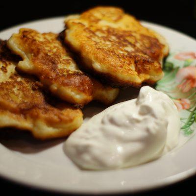 Фото рецепта - Супер нежные сырники - шаг 7
