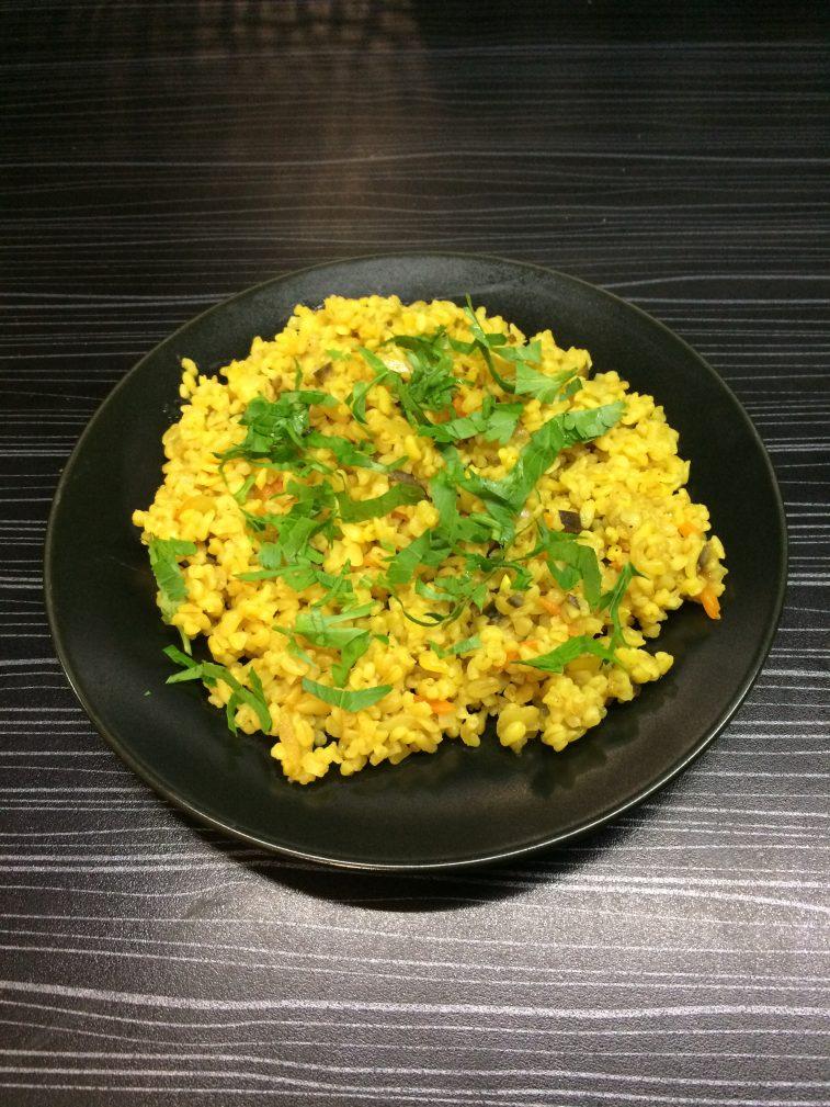 Фото рецепта - Булгур с овощами - шаг 5
