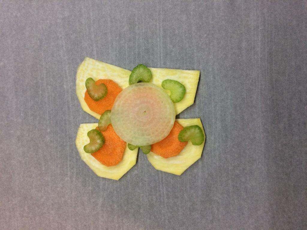 Фото рецепта - Куриная грудка с овощами - шаг 4