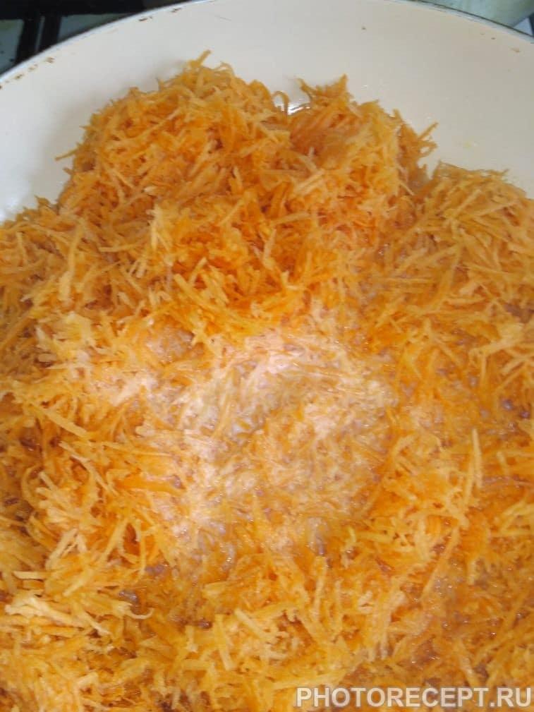 Фото рецепта - Морковные котлетки на любой вкус - шаг 2