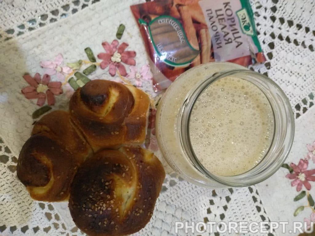Фото рецепта - Питательное банановое молоко с корицей - шаг 3