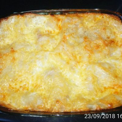 Домашняя лазанья с фаршем - рецепт с фото
