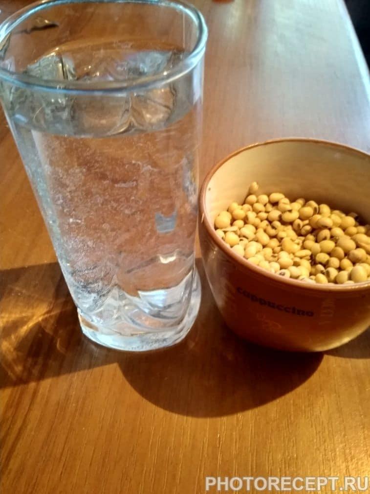 Фото рецепта - Сочные котлеты с соей - шаг 1
