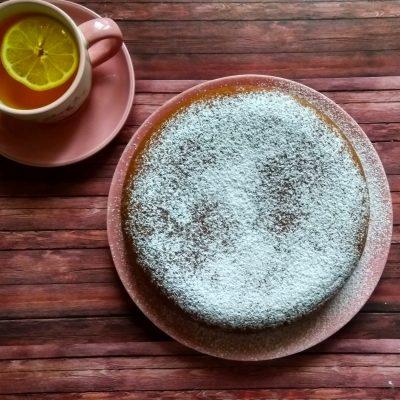 Шоколадный кекс на ряженке - рецепт с фото