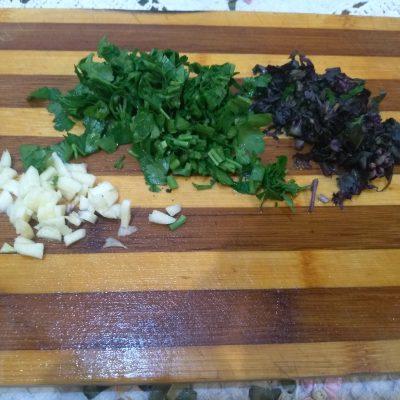Фото рецепта - Невероятно легкое и нежное соте из баклажан - шаг 5