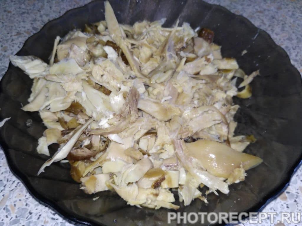 Фото рецепта - Супчик гороховый с копчёностями - шаг 6