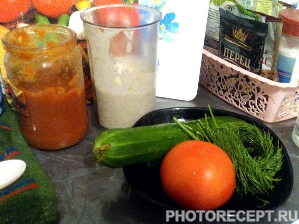 Фото рецепта - Домашняя шаурма с курицей - шаг 3