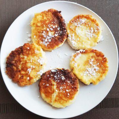 Сырники домашние - рецепт с фото