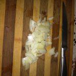 Фото рецепта - Филе минтая под соусом с овощами и с сыром - шаг 1