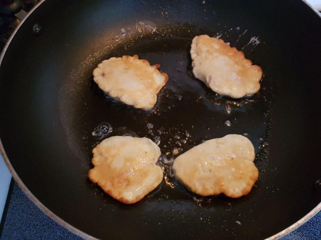 Фото рецепта - Куриное филе в кляре - шаг 5