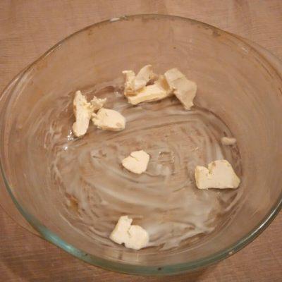 Фото рецепта - Пудинг из тыквы с творогом - шаг 7