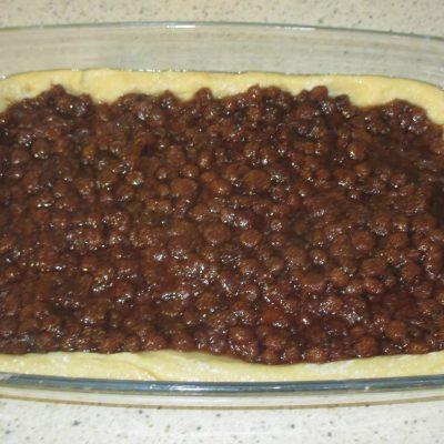 Фото рецепта - Быстрый пирог к чаю - шаг 4