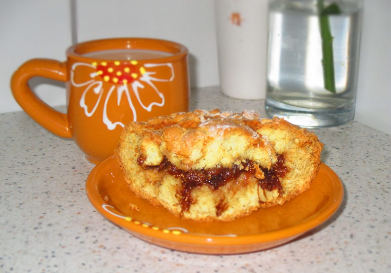 Быстрый пирог к чаю