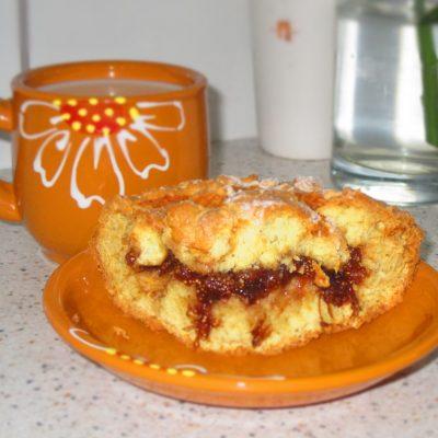 Быстрый пирог к чаю - рецепт с фото