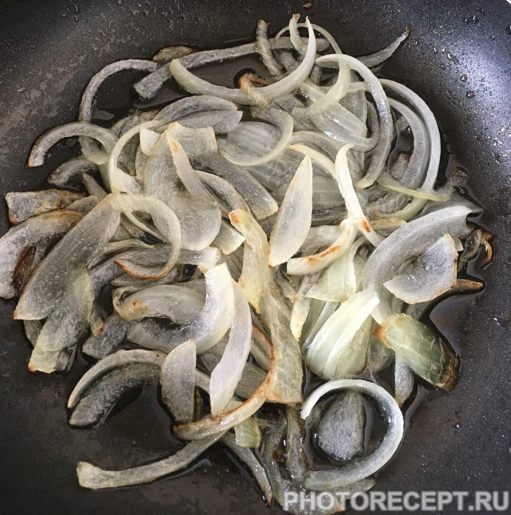 Фото рецепта - Салат из проростков - шаг 3