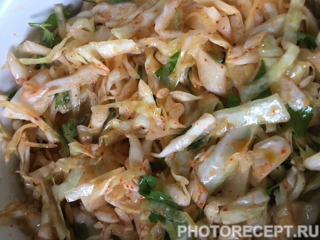 Фото рецепта - Кукси по-корейски - шаг 2