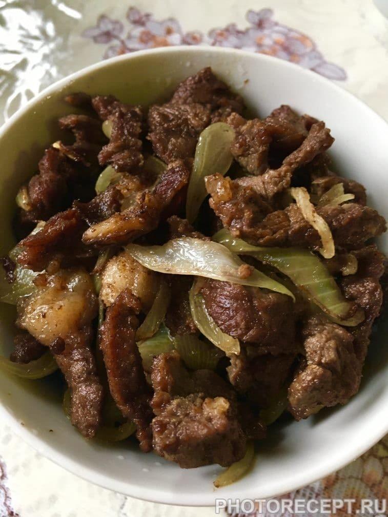 Фото рецепта - Кукси по-корейски - шаг 1