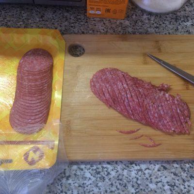 Фото рецепта - Солянка с картофелем - шаг 5