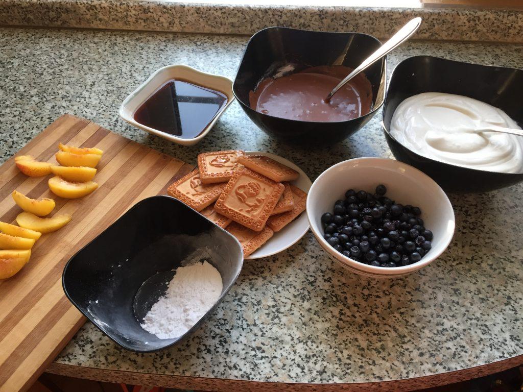 Фото рецепта - Десерт Волшебное Облако без выпечки - шаг 6