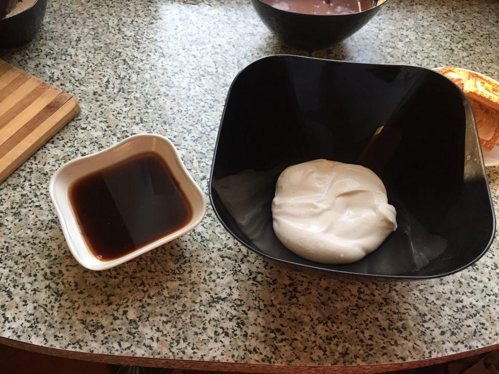 Фото рецепта - Десерт Волшебное Облако без выпечки - шаг 8