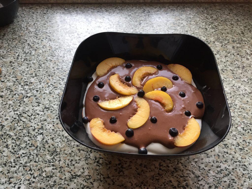Фото рецепта - Десерт Волшебное Облако без выпечки - шаг 17