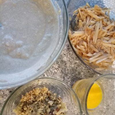 Фото рецепта - Штрудель из лаваша - шаг 4