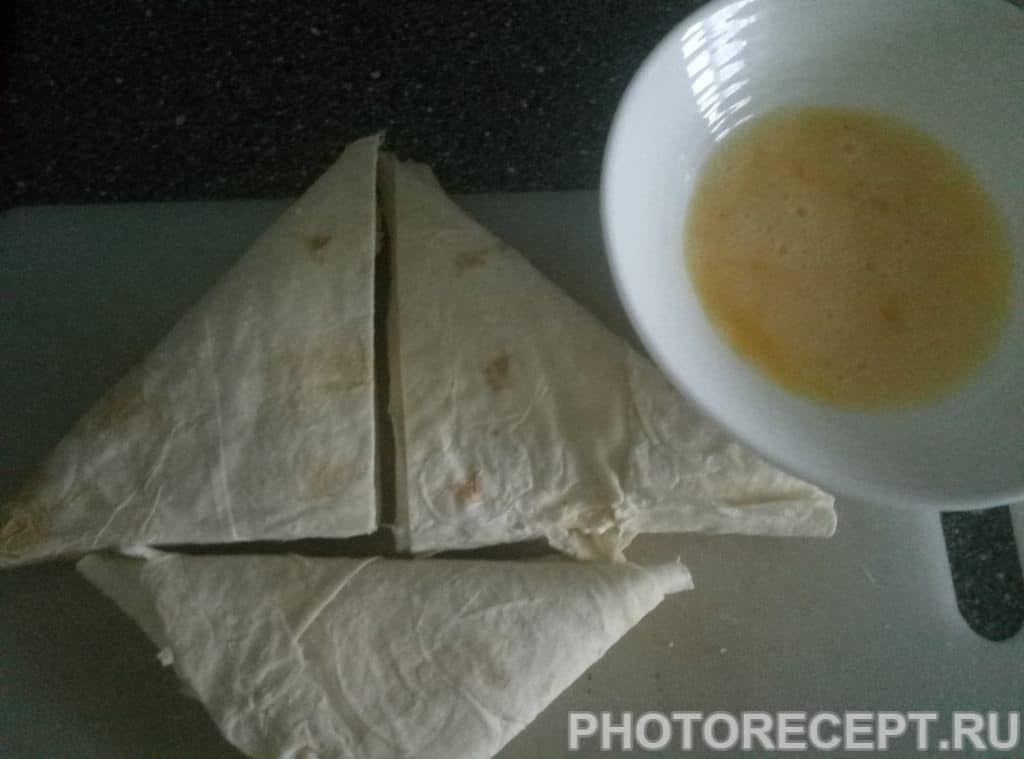 Фото рецепта - Хачапури за 10 минут - шаг 5