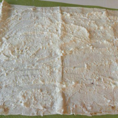 Фото рецепта - Ленивый торт без теста - шаг 3