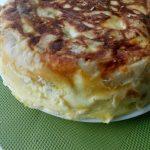 Фото рецепта - Ленивый торт без теста - шаг 8