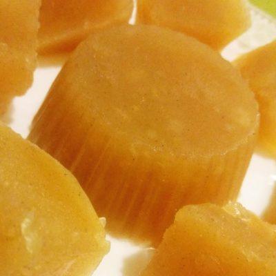 Яблочный мармелад без сахара - рецепт с фото