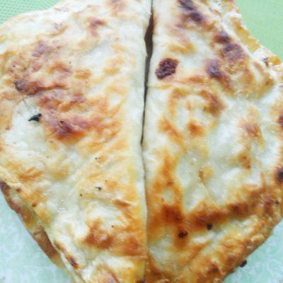 Ленивые чебуреки - рецепт с фото