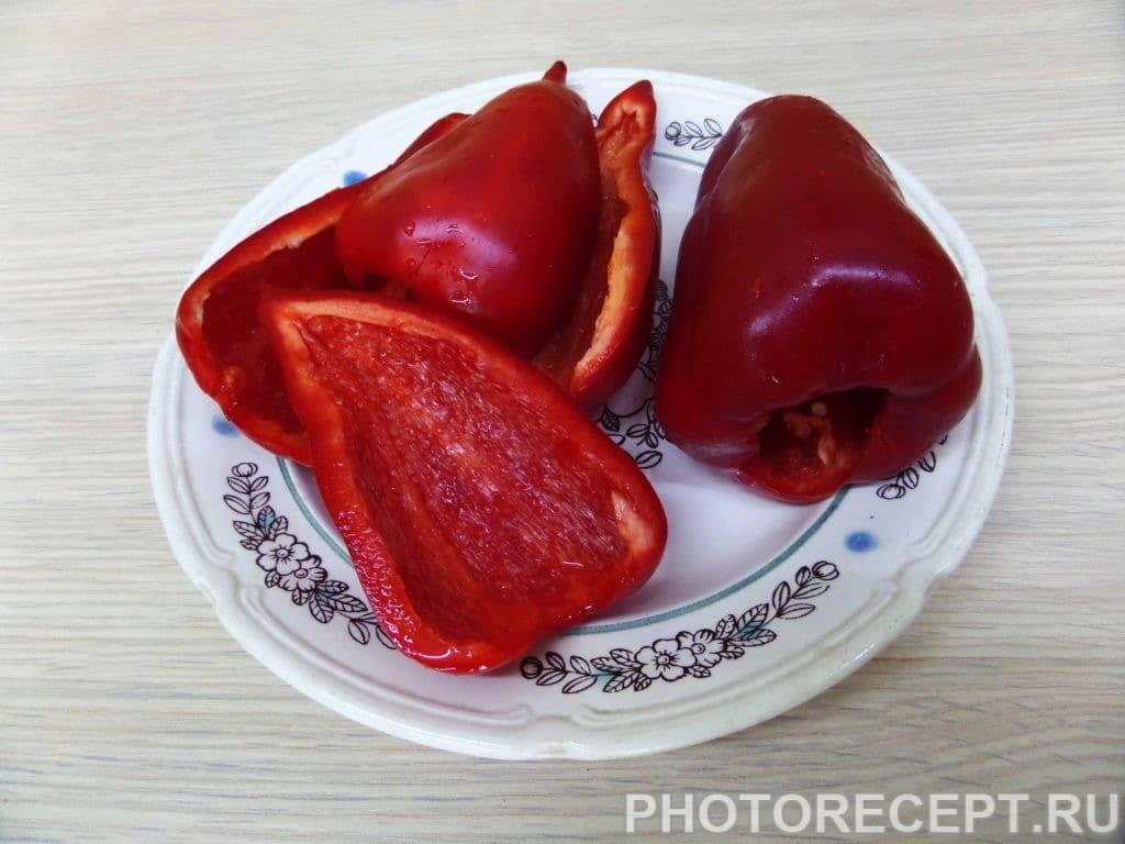 Фото рецепта - Шурпа с бараниной в казане по-узбекски - шаг 3