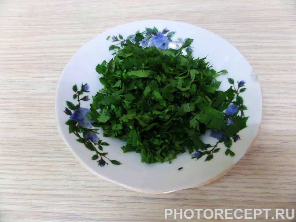 Фото рецепта - Шурпа с бараниной в казане по-узбекски - шаг 6