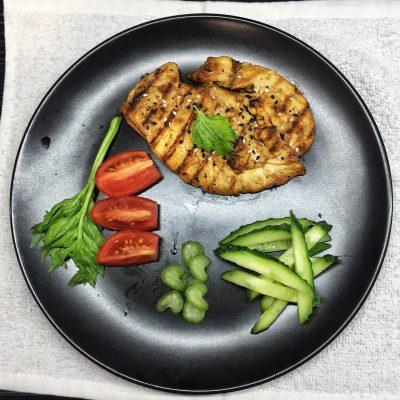 Пикантная куриная грудка - рецепт с фото