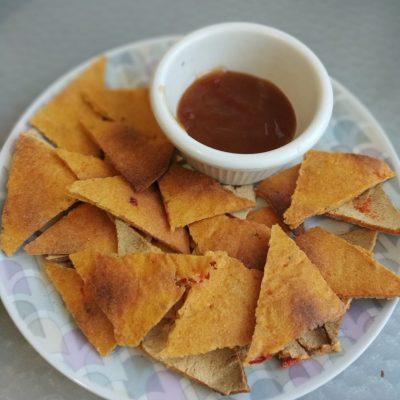 """Мексиканские чипсы """"Начос"""" - рецепт с фото"""