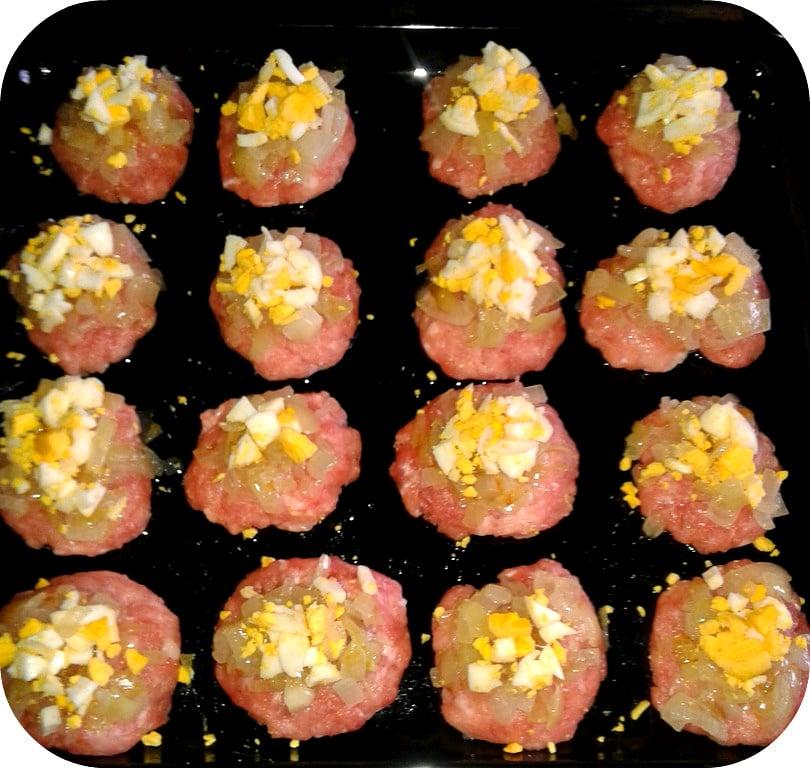 Фото рецепта - Стожки из свинины - шаг 7