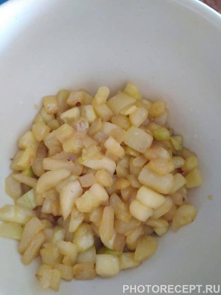 Фото рецепта - Овощная сказка - шаг 3
