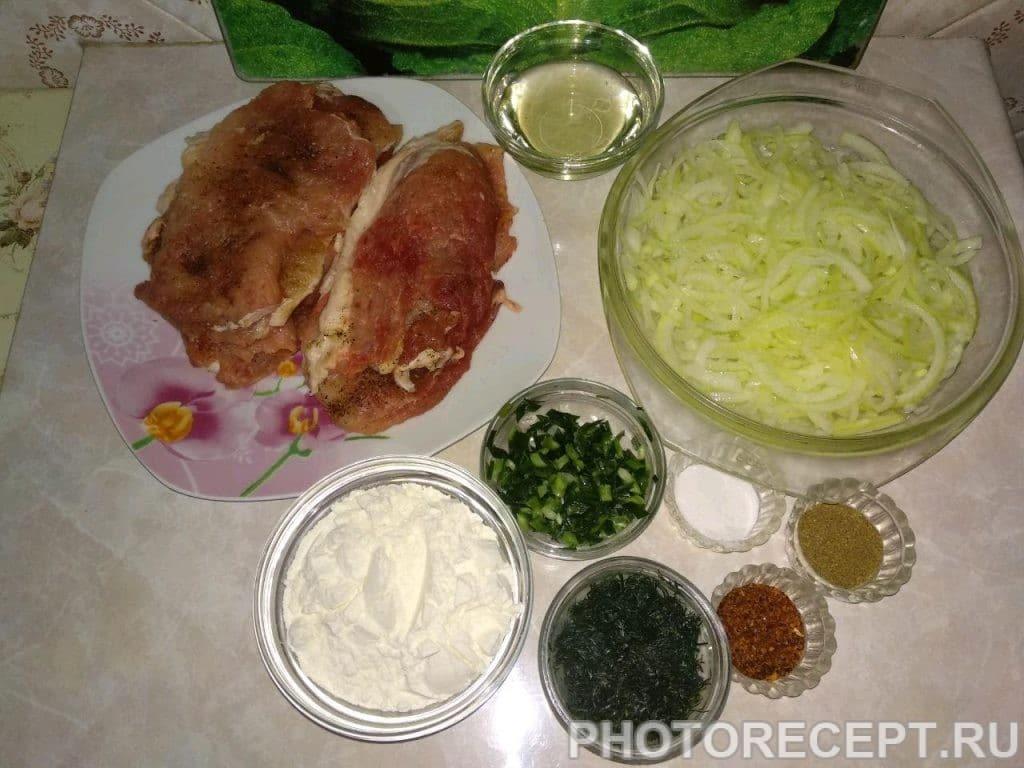 Фото рецепта - Цибулячки - шаг 1